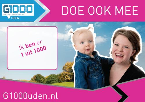 G1000 Burgertop Uden