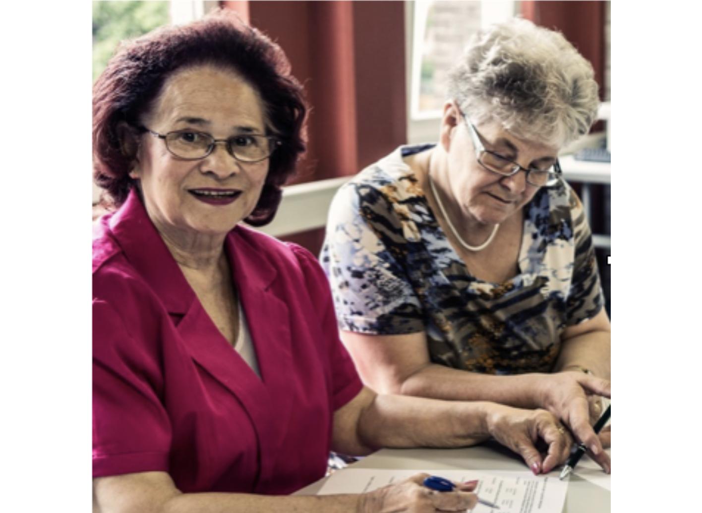 EVA taalgroep voor vrouwen