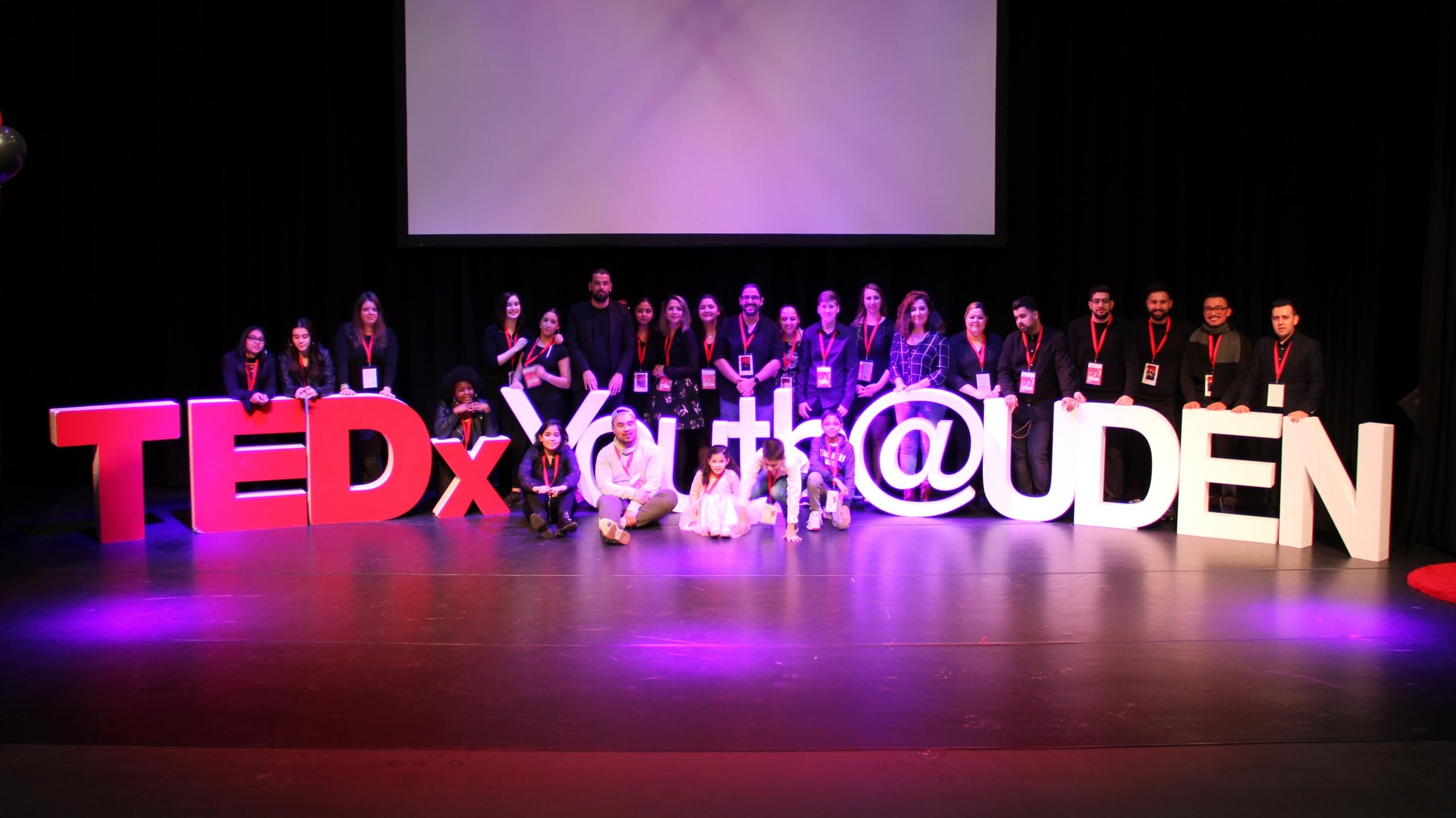 TEDxYouth@Uden